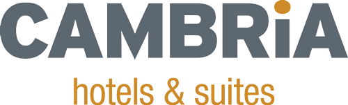 Logo for Cambria Hotel & Suites Indianapolis Airport