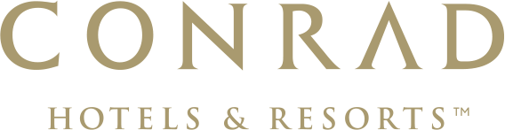 Logo for Conrad Manila