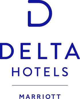 Logo for Delta Hotels Fargo