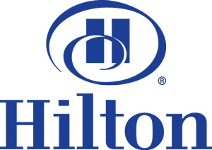 Logo for Hilton Fort Wayne Hotel at the Grand Wayne Convention Center