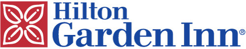 Logo for Hilton Garden Inn - Opening 2018