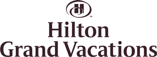Logo for Hilton Grand Vacations Suites on International Drive