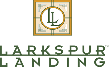 Logo for Larkspur Landing Renton