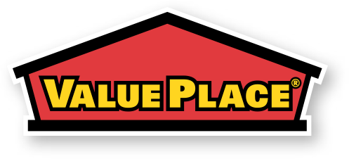 Logo for Value Place Akron (Green)
