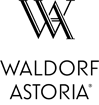 Logo for Waldorf Astoria Shanghai on the Bund