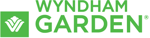 Logo for Wyndham Garden Fresno Airport
