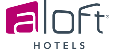 Logo for Aloft Houston Downtown