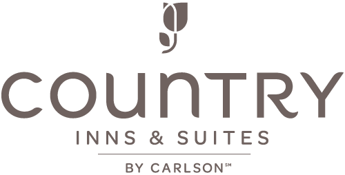 Logo for Country Inn & Suites by Carlson, Houston Intercontinental Airport East