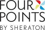 Logo for Four Points by Sheraton Raleigh Arena