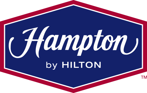 Logo for Hampton Inn & Suites Moline-Quad City International Airport