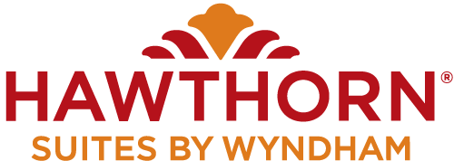Logo for Hawthorn Suites by Wyndham Fargo