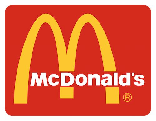 Logo for McDonald's Golden