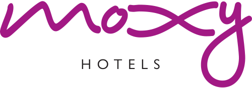 Logo for Moxy NYC Chelsea