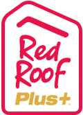 Logo for Red Roof PLUS+ San Antonio Downtown - Riverwalk